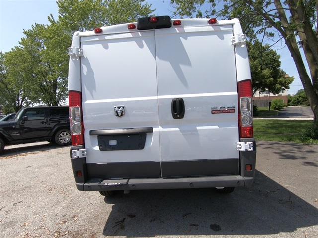 2018 ProMaster 1500 Standard Roof FWD,  Empty Cargo Van #D4618 - photo 8