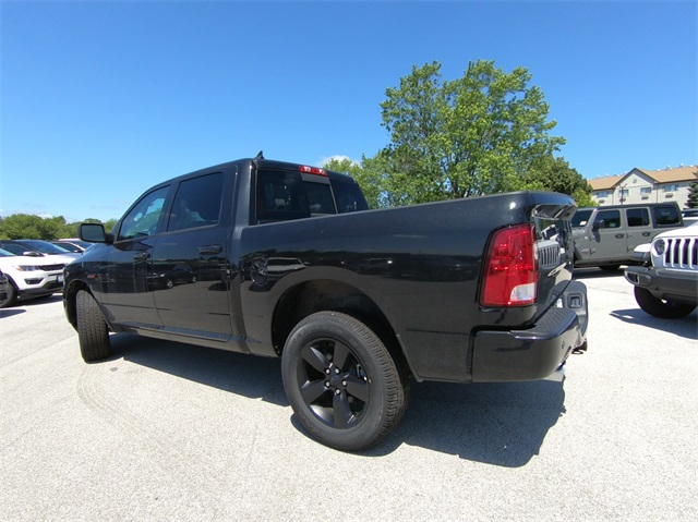 2018 Ram 1500 Crew Cab 4x4,  Pickup #D4639 - photo 2
