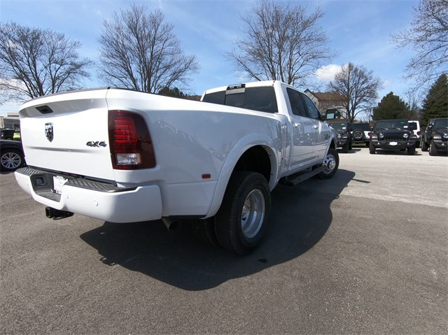 2018 Ram 3500 Crew Cab DRW 4x4,  Pickup #D4653 - photo 8