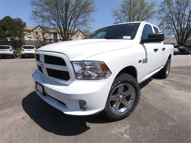 2018 Ram 1500 Quad Cab 4x4, Pickup #D4684 - photo 1