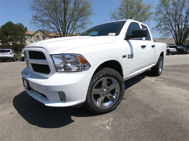 2018 Ram 1500 Quad Cab 4x4, Pickup #D4684 - photo 11