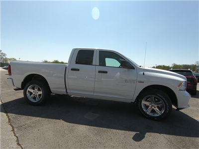 2018 Ram 1500 Quad Cab 4x4, Pickup #D4684 - photo 8