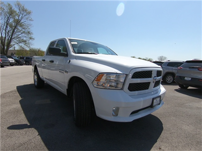 2018 Ram 1500 Quad Cab 4x4, Pickup #D4684 - photo 5