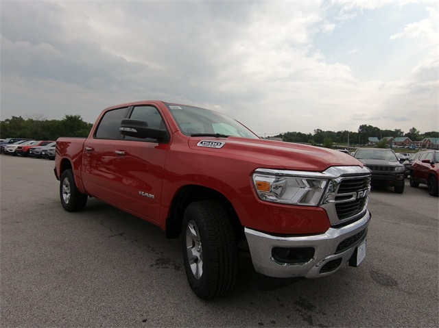 2019 Ram 1500 Crew Cab 4x4,  Pickup #D4789 - photo 4