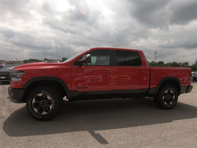 2019 Ram 1500 Crew Cab 4x4,  Pickup #D4803 - photo 13