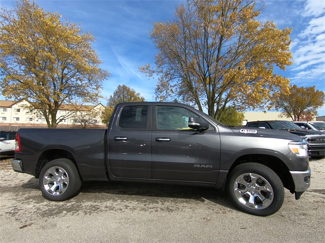 2019 Ram 1500 Quad Cab 4x4,  Pickup #D4835 - photo 6