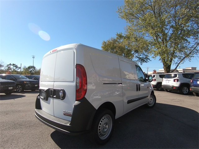 2018 ProMaster City FWD,  Empty Cargo Van #D4856 - photo 8