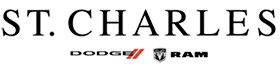 St. Charles Chrysler Dodge Jeep Ram logo