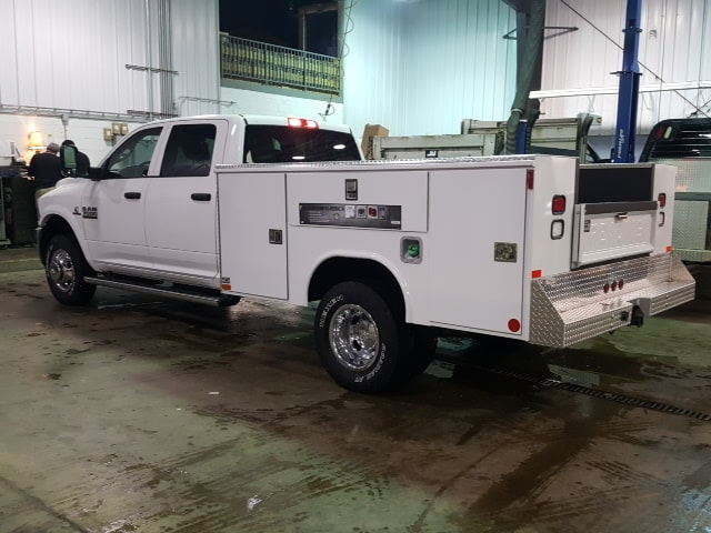2018 Ram 3500 Crew Cab DRW 4x4, Service Body #8R029 - photo 2