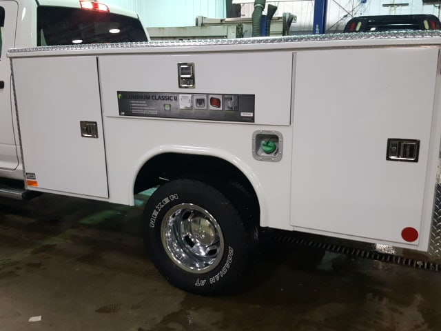 2018 Ram 3500 Crew Cab DRW 4x4, Service Body #8R029 - photo 13