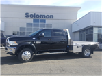 2018 Ram 5500 Crew Cab DRW 4x4, Platform Body #8R044 - photo 1