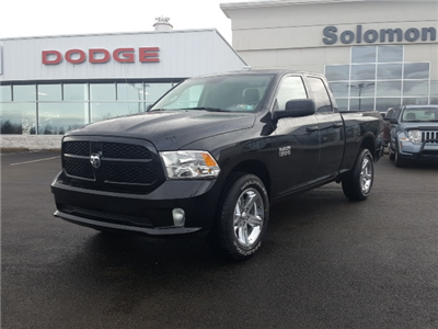 2018 Ram 1500 Quad Cab 4x4, Pickup #8R061 - photo 1