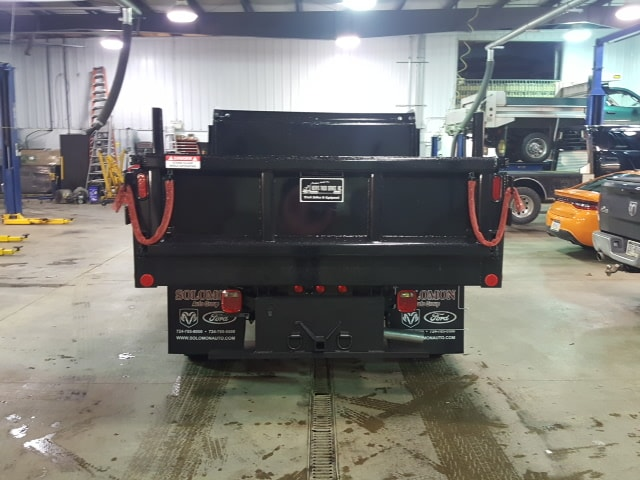 2018 Ram 3500 Regular Cab DRW 4x4, Dump Body #8R192 - photo 8