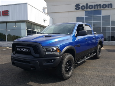 2018 Ram 1500 Crew Cab 4x4, Pickup #8R835 - photo 1