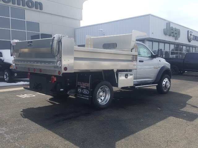 2018 Ram 5500 Regular Cab DRW 4x4, Dump Body #8R837 - photo 2