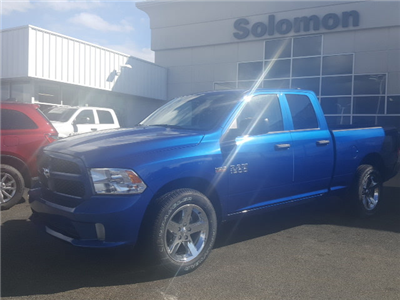2018 Ram 1500 Quad Cab 4x4, Pickup #8R880 - photo 1