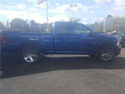 2018 Ram 1500 Quad Cab 4x4, Pickup #8R880 - photo 6