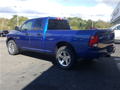 2018 Ram 1500 Quad Cab 4x4, Pickup #8R880 - photo 2