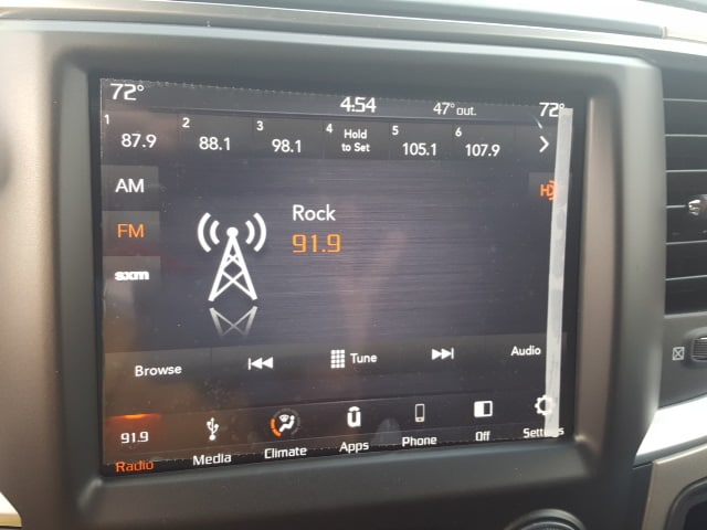 2018 Ram 2500 Crew Cab 4x4, Pickup #8R945 - photo 15