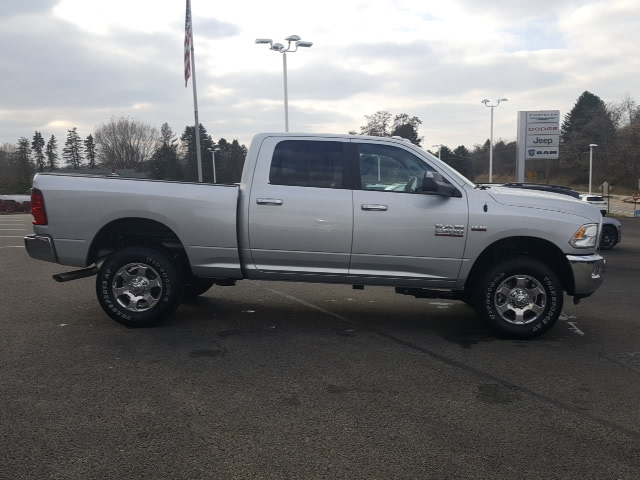 2018 Ram 2500 Crew Cab 4x4, Pickup #8R945 - photo 5