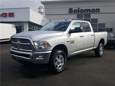 2018 Ram 2500 Crew Cab 4x4, Pickup #8R945 - photo 1
