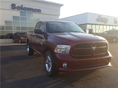 2018 Ram 1500 Quad Cab 4x4, Pickup #8R955 - photo 3