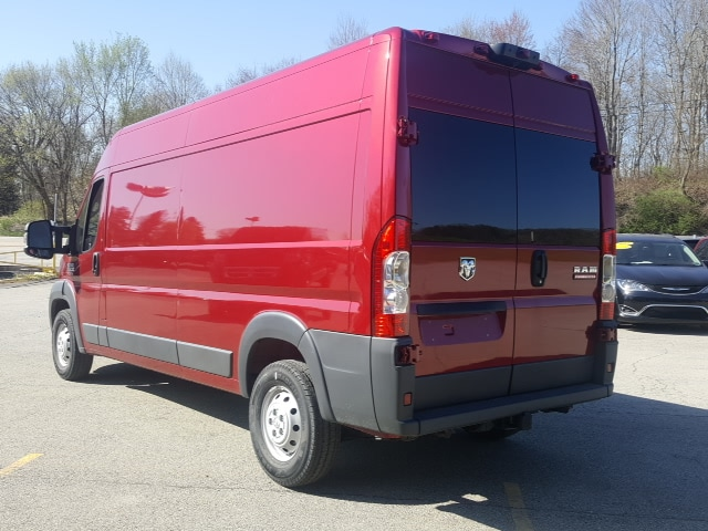 2018 ProMaster 2500 High Roof, Cargo Van #8V131 - photo 8