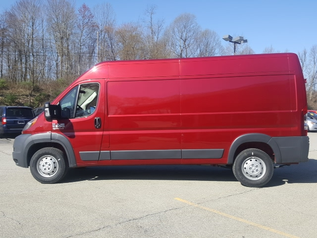 2018 ProMaster 2500 High Roof, Cargo Van #8V131 - photo 9