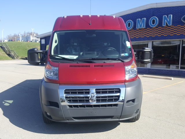 2018 ProMaster 2500 High Roof, Cargo Van #8V131 - photo 3