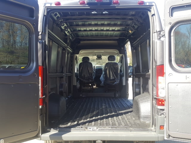 2018 ProMaster 2500 High Roof, Cargo Van #8V134 - photo 2