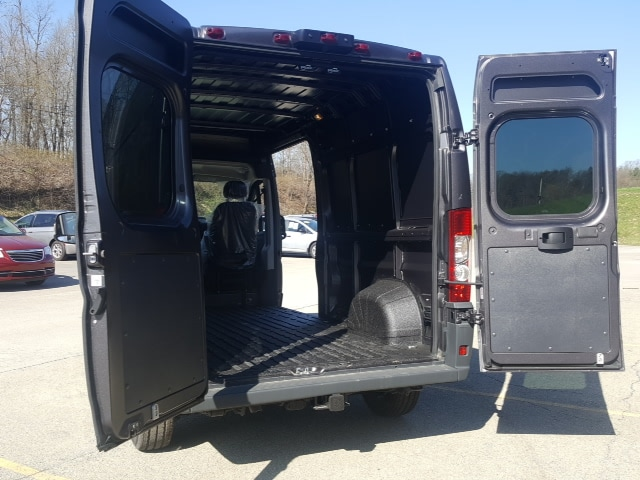2018 ProMaster 2500 High Roof, Cargo Van #8V134 - photo 8