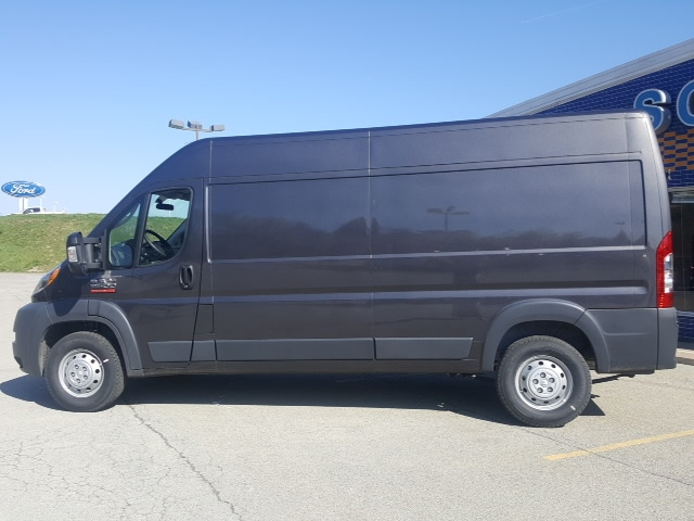 2018 ProMaster 2500 High Roof, Cargo Van #8V134 - photo 10