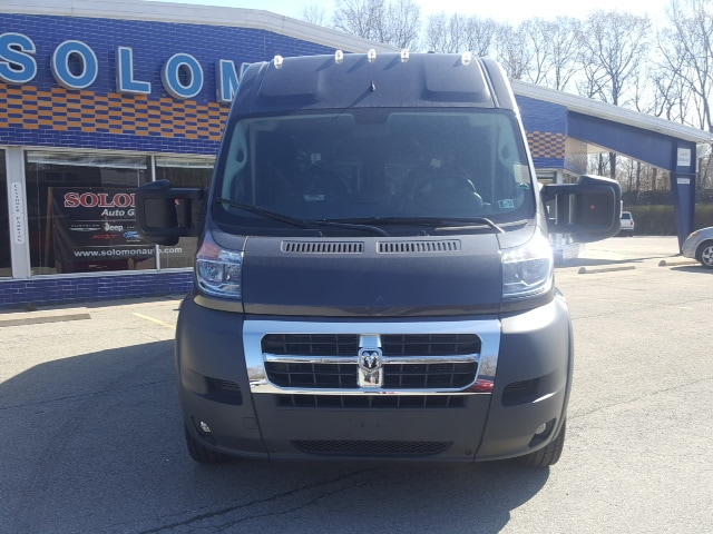 2018 ProMaster 2500 High Roof, Cargo Van #8V134 - photo 5