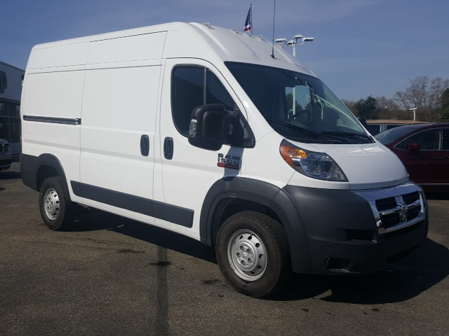 2018 ProMaster 1500 High Roof, Cargo Van #8V306 - photo 4