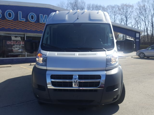 2018 ProMaster 2500 High Roof, Cargo Van #8V815 - photo 4