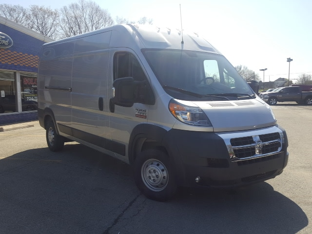 2018 ProMaster 2500 High Roof, Cargo Van #8V815 - photo 5