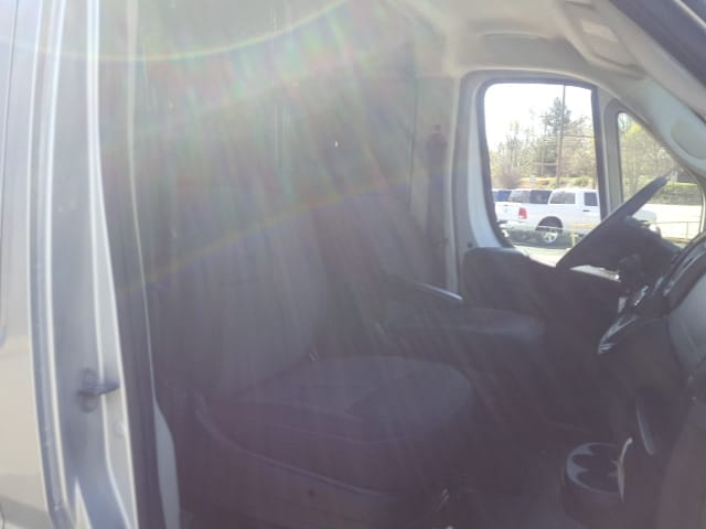 2018 ProMaster 2500 High Roof, Cargo Van #8V815 - photo 7