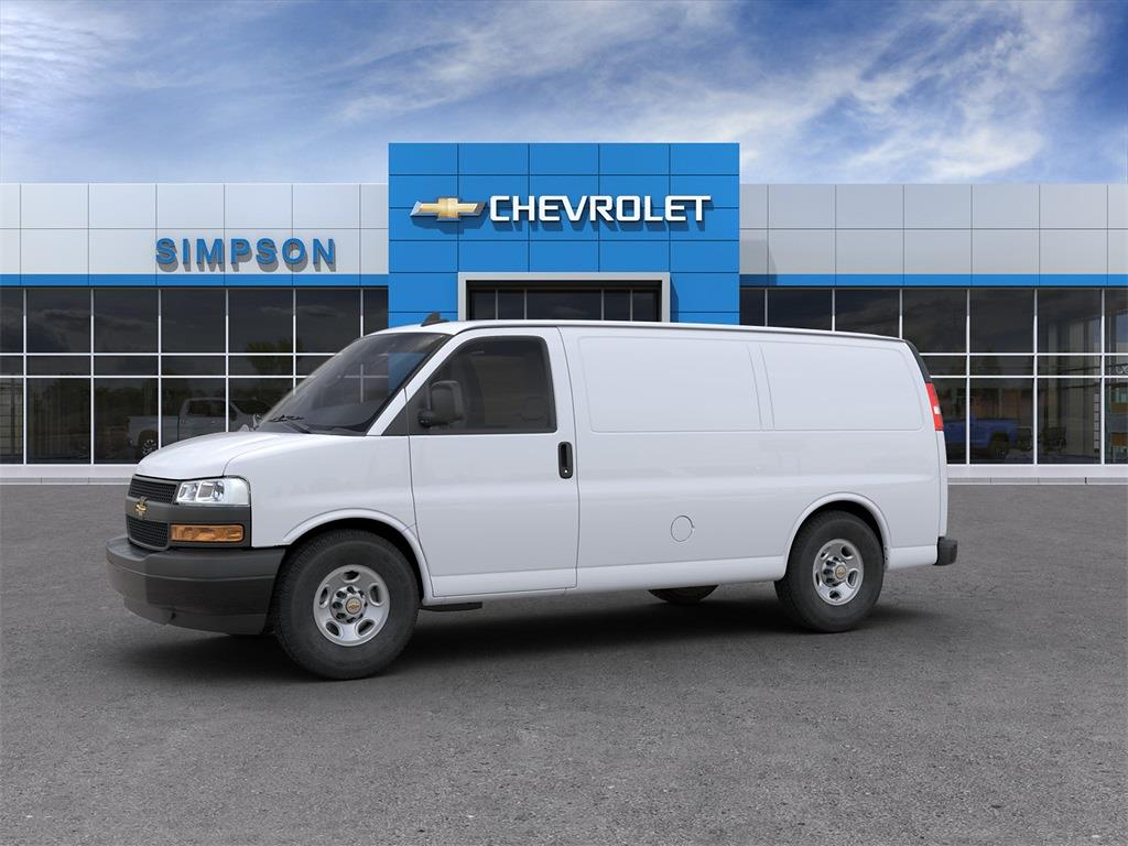 2020 Chevrolet Express 2500 4x2, Empty Cargo Van #269416DT - photo 1