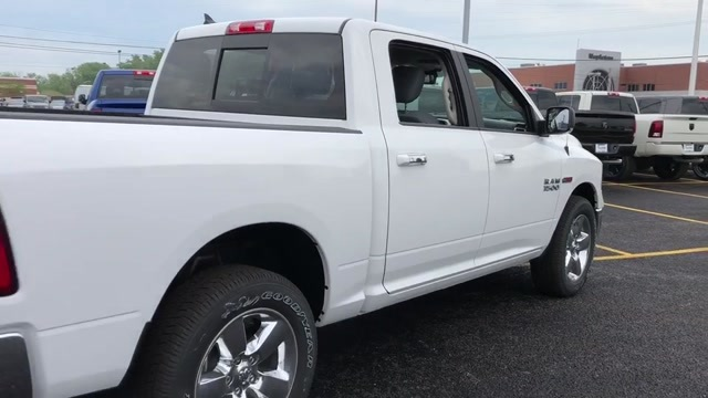 2018 Ram 1500 Crew Cab 4x4,  Pickup #D180866 - photo 13