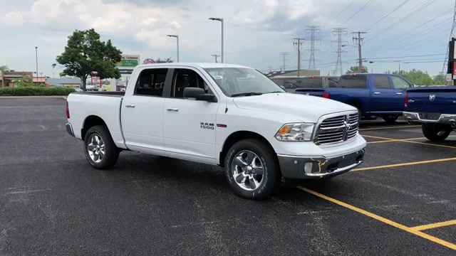 2018 Ram 1500 Crew Cab 4x4,  Pickup #D180866 - photo 3