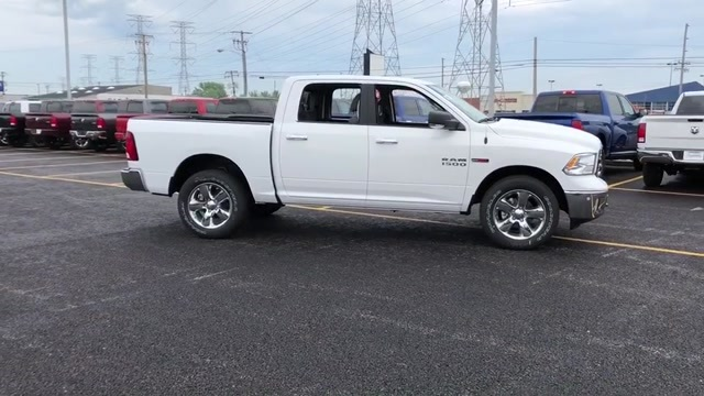 2018 Ram 1500 Crew Cab 4x4,  Pickup #D180866 - photo 5
