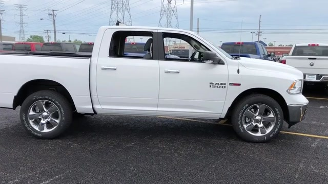 2018 Ram 1500 Crew Cab 4x4,  Pickup #D180866 - photo 6