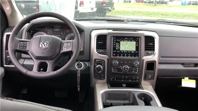 2018 Ram 1500 Crew Cab 4x4,  Pickup #D180866 - photo 21