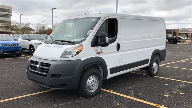 2018 ProMaster 1500 Standard Roof FWD,  Empty Cargo Van #D181443 - photo 1