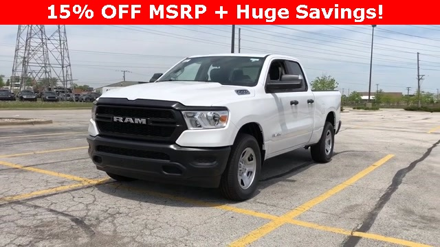 2019 Ram 1500 Quad Cab 4x4,  Pickup #D190041 - photo 1