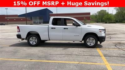 2019 Ram 1500 Quad Cab 4x4,  Pickup #D190041 - photo 5