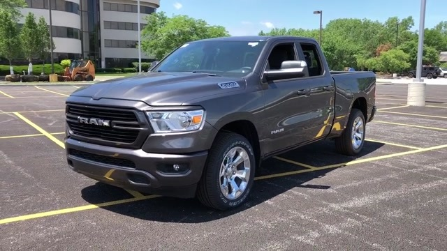 2019 Ram 1500 Quad Cab 4x4,  Pickup #D190066 - photo 1