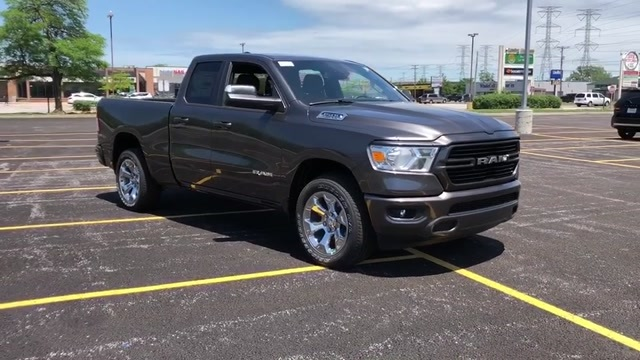 2019 Ram 1500 Quad Cab 4x4,  Pickup #D190066 - photo 40
