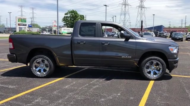 2019 Ram 1500 Quad Cab 4x4,  Pickup #D190066 - photo 6