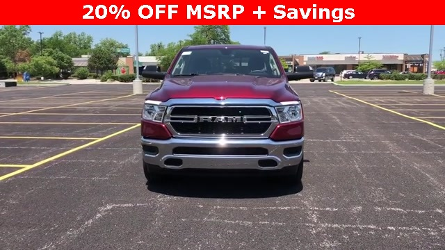 2019 Ram 1500 Crew Cab 4x4,  Pickup #D190084 - photo 39